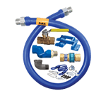 Dormont Manufacturing 1675KITS72PS Dormont Blue Hose™ Moveable Gas Connector Kit