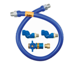 Dormont Manufacturing 16100BPCF2S72 Dormont Blue Hose™ Moveable Gas Connector Hose