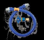 Dormont Manufacturing 16100BPCF48BX Dormont Blue Hose™ Moveable Gas Connector Hose