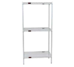 "Eagle 2436W Stand-Outs"" Decorative Wire Shelf"
