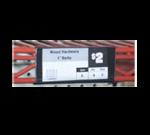 Eagle Group Eagle A206217 Plastic Label Holder
