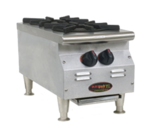 Eagle Group Eagle CLHP-2-NG-X RedHots Chef's Line Hotplate