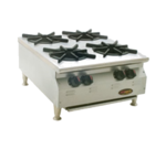 Eagle Group Eagle CLHP-4-NG-X RedHots Chef's Line Hotplate