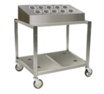 Eagle Group Eagle DCS2-TPU Director's Choice Tray Platform & Silver Unit