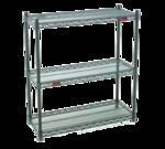 Eagle Group Eagle DWS4-63-1860Z Double-Mat Wire Shelf Starter Unit