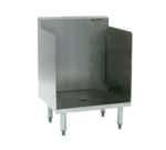 Eagle Group Eagle FBGR12-18 1800 Series Glass Rack Storage Unit