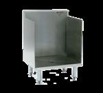 Eagle Group Eagle FBGR18-18 1800 Series Glass Rack Storage Unit