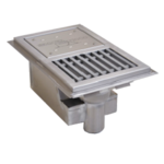 Eagle Group ASWTFT-1824-FGG Anti-Splash Cool Trough Water Tempering Systems