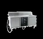 Eagle Group BEV30120SEM-10BS/L Spec-Master® Marine Series Beverage Counter