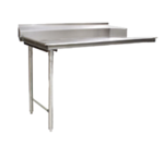 Eagle Group CDTL-72-16/4-SL-X Clean Dishtable