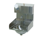 Eagle Group HSA-10-FDPE-LRS Hand Sink
