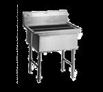 Eagle Group SFN2832-2-18-14/3 Spec-Master® Supermarket Meat Platter Sink