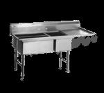Eagle Group SFN3052-3-18R-14/3 Spec-Master® Supermarket Meat Platter Sink