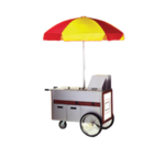 Eagle Group Eagle HDC48-120NYF Hot Food Merchandising Cart