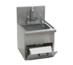 Eagle Group Eagle HWC-T Space Saver Hand Sink