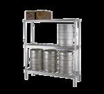 Eagle Group Eagle KR1860A Aluminum Beer Keg Rack