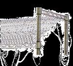 Eagle Group Eagle M1824BL Angled Shelves