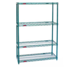 Eagle Group Eagle S4-74-2460VG-X Starter Shelving Unit