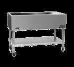 Eagle Group Eagle SPCP-5 Portable Cold Pan Table