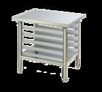 Eagle Group Eagle T3030SEM-ST Slicer Table with Removable Pan Slides