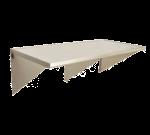 """Eagle Group Eagle WT3072SEB-BS 30"""" x 72""""Wall mounted table"""