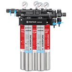 Everpure EV9278-41 QC7I DIO-7CLM+/7SI Water Filtration System