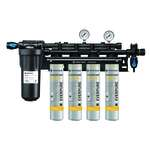 Everpure EV932744 Insurice Quad PF-4FC-S Water Filter System