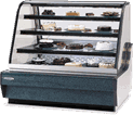 Federal Industries CGHIS-1 Hi-Style Refrigerated Bakery Case