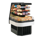 Federal Industries ECSS40SC Specialty Display End Cap Refrigerated Self-Serve Merchandiser