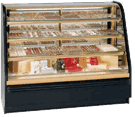 Federal Industries FCCR-4 Chocolate & Confectionery Climate Controlled Case