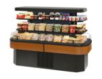 Federal Industries Federal Industries IMSS84SC-3 Specialty Display Island Self-Serve Refrigerated Merchandiser