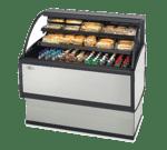 Federal Industries LPRSS3 Specialty Display Low Profile Self-Serve Refrigerated Merchandiser
