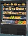 Federal Industries Federal Industries RSSL-678SC Refrigerated Self-Serve Slim-Line High Profile Specialty Merchandiser