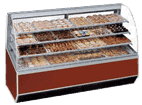 Federal Industries SN-48 Series 90 Non-Refrigerated Bakery Case
