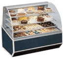 Federal Industries SNR-48SC Series 90 Refrigerated Bakery Case