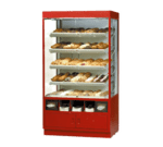 Federal Industries WDC4276SS Specialty Display Non-Refrigerated Self-Serve Full Pan Bakery Case