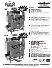cma dishmachines est-44/r-l energy mizer dishwasher ... ads dish machine wiring diagram #15