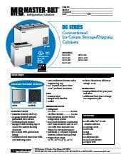 DC-8D Ice Cream Dipping Cabinet | Kitchen Equipment | CKitchen.com