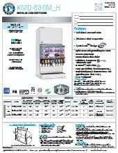 Hoshizaki KMD-530MWH.SpecSheet.pdf