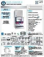 Hoshizaki KMS-2000MLH.SpecSheet.pdf