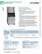 Ice-O-Matic CIM1137FR.SpecSheet.pdf