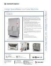 Manitowoc IDT-1900W-SPACE MAKER.SpecSheet.pdf