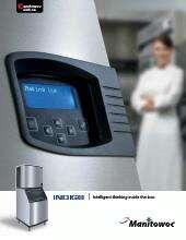 Manitowoc Iy 0325w Indigo Series Ice Maker