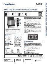 Manitowoc UY-0140A.SpecSheet.pdf