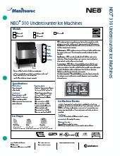Manitowoc UY-0310A.SpecSheet.pdf