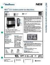 Manitowoc UY-0310W.SpecSheet.pdf