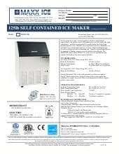 Maxximum MIM125H.SpecSheet.pdf
