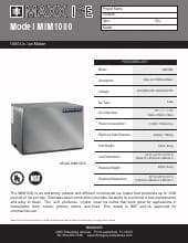 Maxximum MIM1000.SpecSheet.pdf