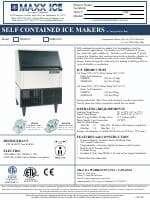Maxximum MIM250.SpecSheet.pdf