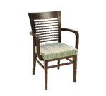 Florida Seating CN-821A GR7 Arm Chair